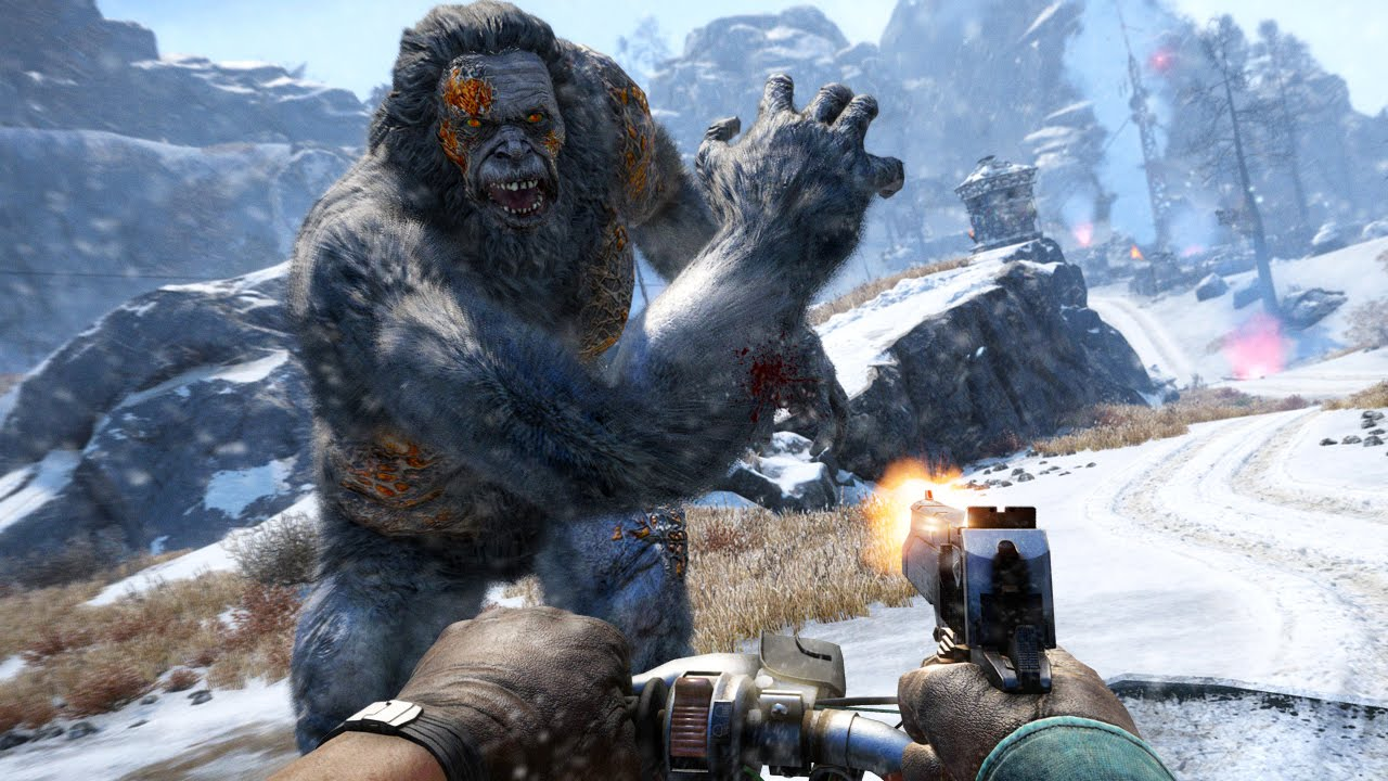 Far Cry 4 – what we know about