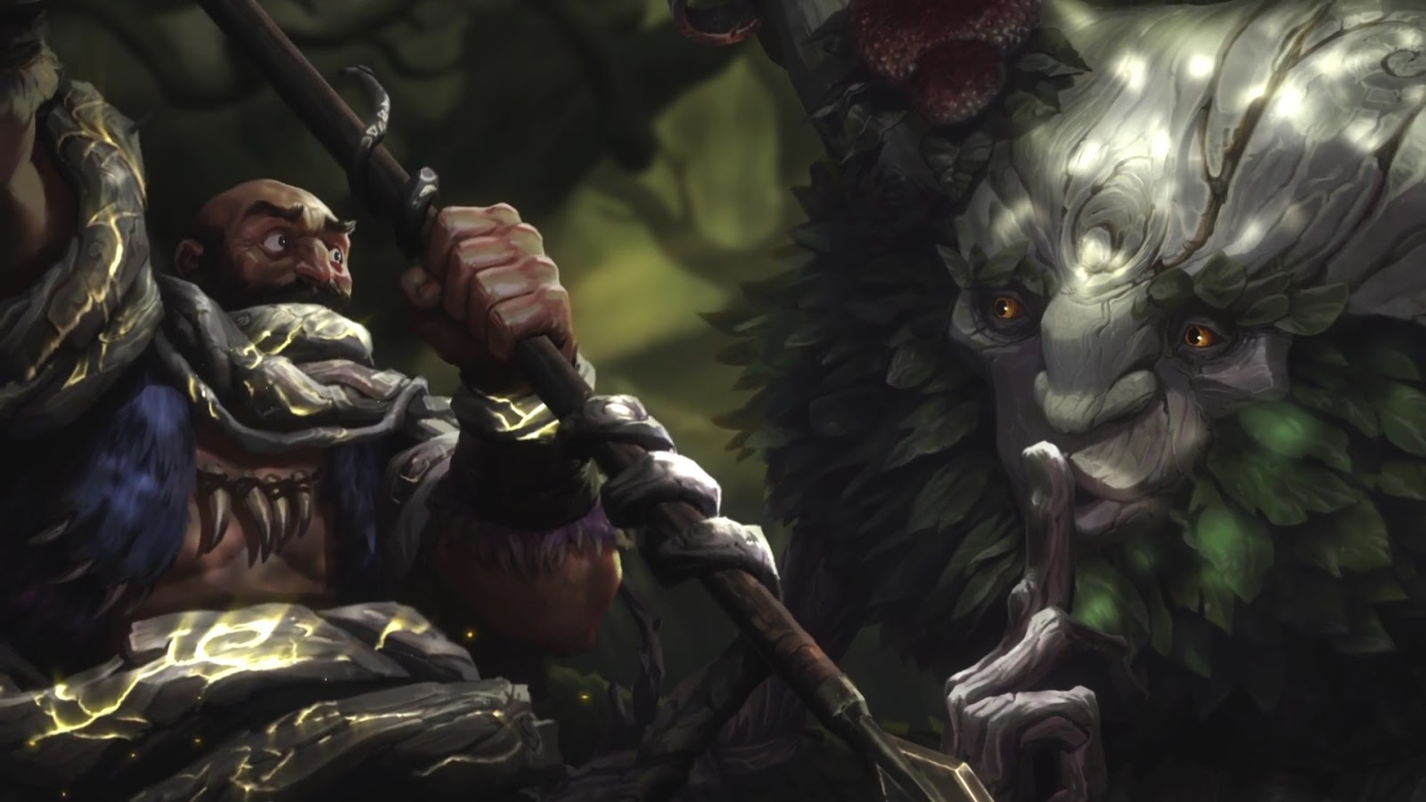 Ivern: Friend of the Forest